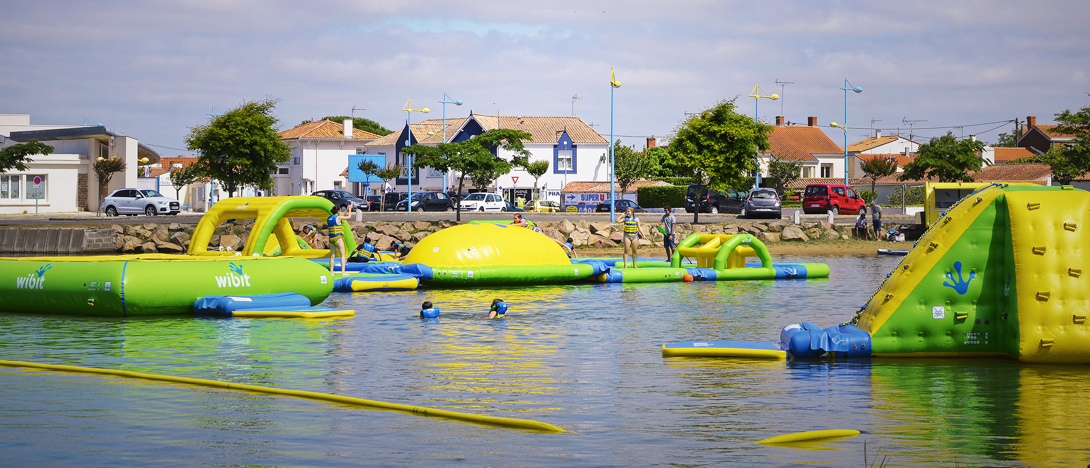 Parc aquatique Vendée